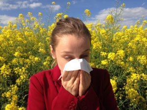 花粉症になると眠たくなる理由